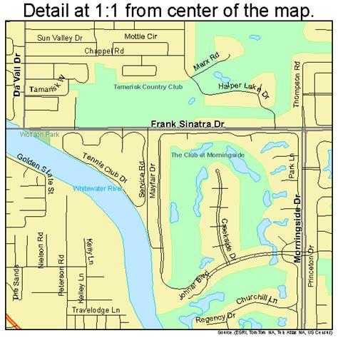 california map rancho mirage rancho mirage california map 0659500