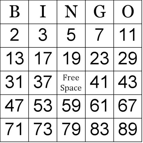 printable bingo numbers 1 90 25 best ideas about bingo card maker on pinterest free