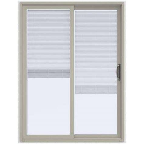 Patio Doors Home Depot Blinds Between The Glass Patio Doors Doors The Home Depot