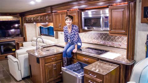 cer trailer kitchen ideas the louisville rv show