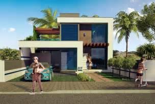Projetos De Casas Fachadas De Casas Modernas Projetos De Casas Plantas De