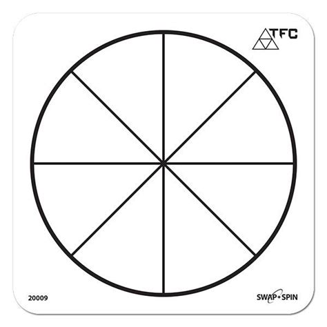printable spinner templates blank spinner cliparts co