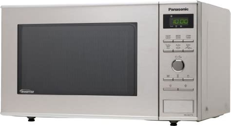 Microwave Samsung Me109f 1sh panasonic nn sd271sepg four 224 micro ondes pose libre acier