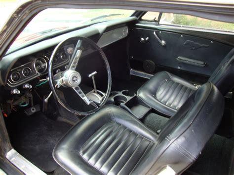 1966 Ford Mustang Interior by 1966 Ford Mustang Interior Pictures Cargurus