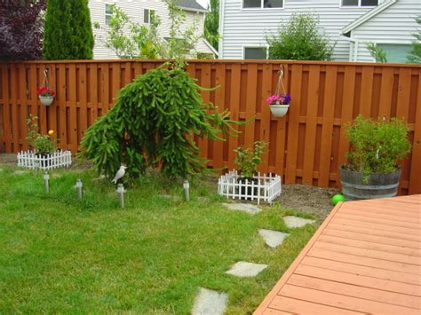 painting backyard fence ideas for fence painting victoria homes design