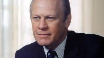 Gerald Ford Accomplishments Gerald Ford U S Vice President U S Representative U