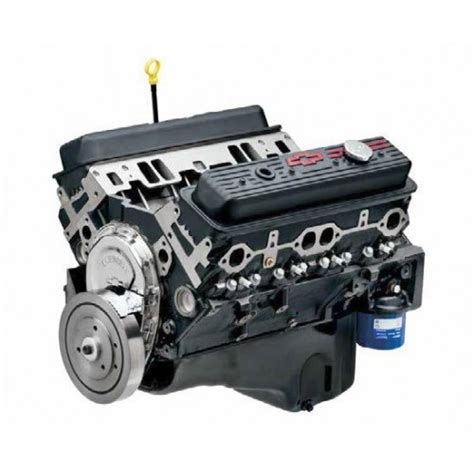 chevrolet performance 12677167 sbc 350 357hp base crate engine