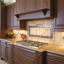 Kitchens With Backsplash Unique Stone Tile Backsplash Ideas Put Together To Try Out