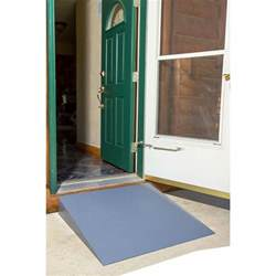 silver lightweight foam threshold wheelchair rs