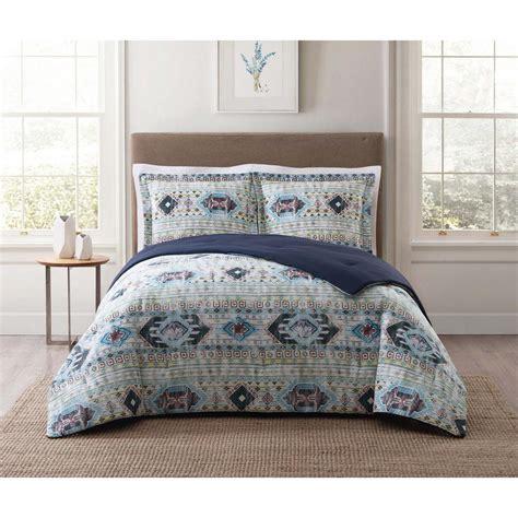 blue twin xl comforter style 212 simone tribal blue twin xl comforter set