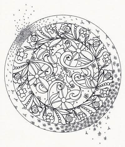 mandala coloring book tips 2015 gift guide the artful mandala and a giveaway
