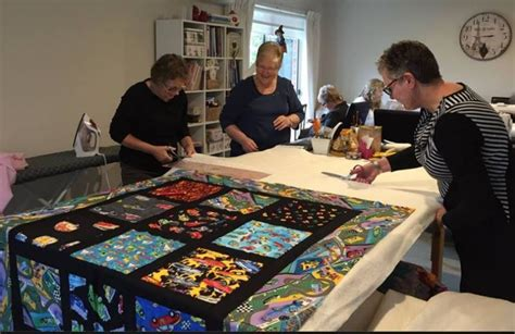 Patchwork Classes Melbourne - patchwork collections friendship yarra valley