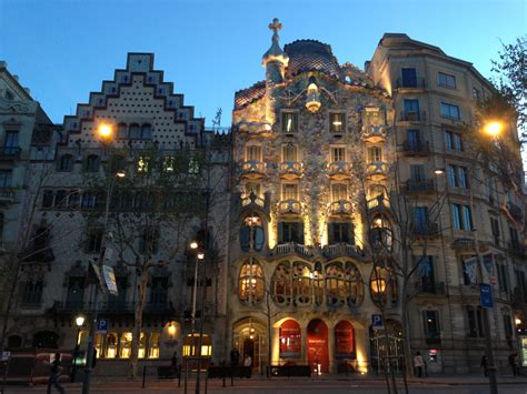 magical gaudi s casa batll 243 in barcelona the museum times