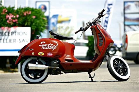 Vespa Italia Modifikasi by 286 Best Images About Vespa Modifikasi On