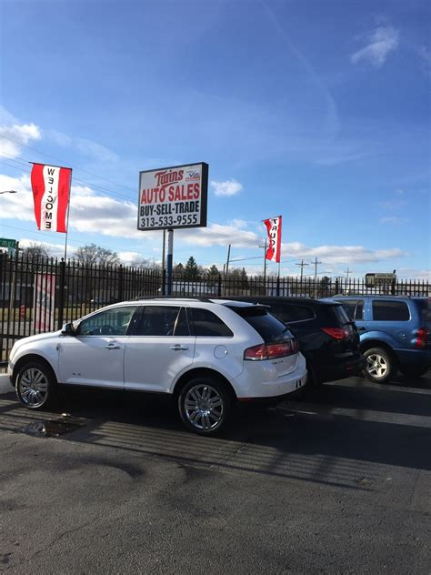 twins auto sales detroit detroit mi read consumer