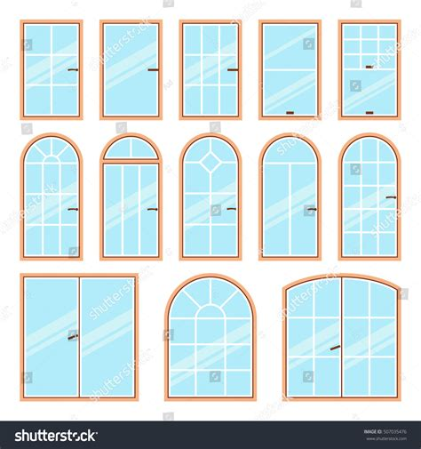 Different Shapes Of Windows Inspiration Types Of Window Shapes Home Design