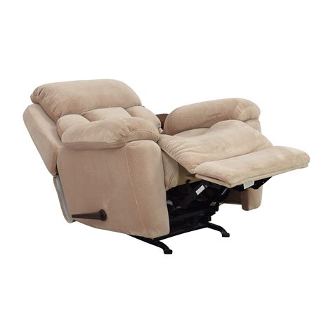 2nd hand recliner chairs 73 off jennifer furniture jennifer furniture beige