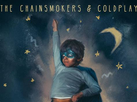 coldplay chainsmokers lyrics coldplay just dropped a new song and it s with the