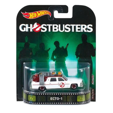Wheels Ecto 1 Ghostbusters Car ghostbusters model car ecto 1 2016 version car 1 64 dwj72
