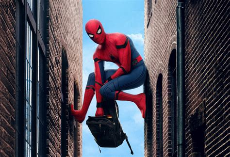 Wallpaper Spider Man: Homecoming, HD, Movies, #7849