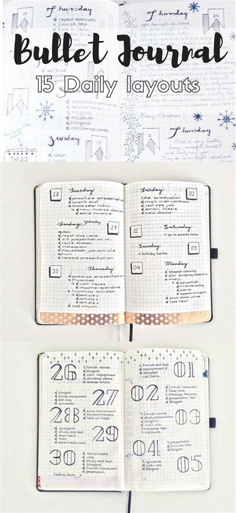 how to bullet journal 15 17 best ideas about bullet journal on planners