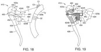 Bicycle Brake System Diagram Shimano Files Patent For Hydraulic Road Bike Brake Levers