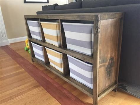 cube storage unit    home projects