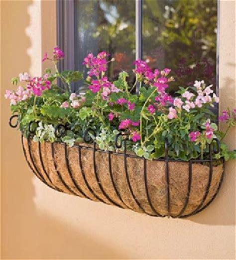wrought iron window boxes planters 12 gorgeous diy window box planters