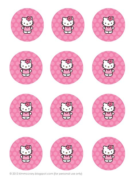 hello kitty printable party decorations free all things simple simple celebrations hello kitty party