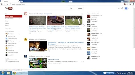 how to watch youtube videos in full screen within browser window fixing the youtube full screen issue in chrome youtube