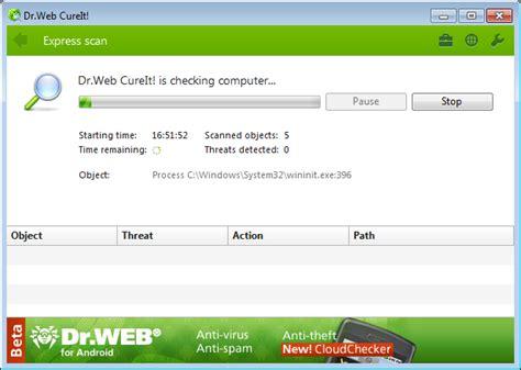 dr web antivirus full version for pc dr web cureit 17 04 2018 download freewarelinker com