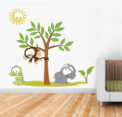 childrens wall decor stickers 50 beautiful designs of wall stickers wall decals