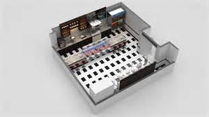 Ice Cream Shop Floor Plan 3d floor plans cartoblue