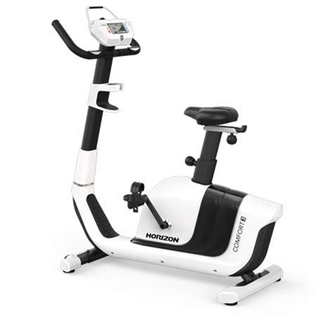 comfortable exercise bike horizon comfort 3 exercise bike mr treadmill