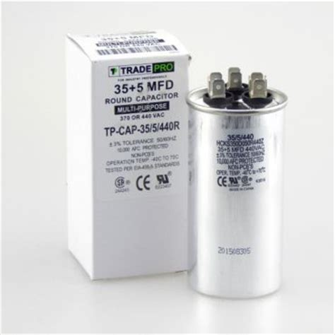 35 mfd run capacitor run capacitor 35 5 mfd 440v