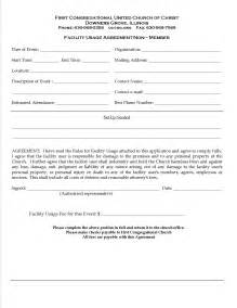 Sle Personal Loan Agreement Template by Sle Event Planning Contract Contracts For Event