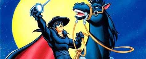 film cartoon zorro video the new adventures of zorro 1981 vs 1997 the
