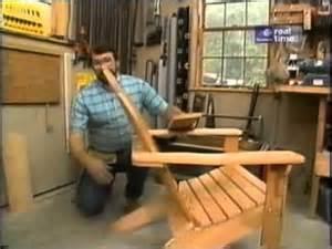yankee woodworking jim adirondack chair plans new yankee workshop