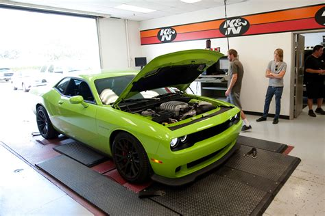Car Dyno Types by Dodge Challenger Srt Hellcat Dyno Tested May Be More