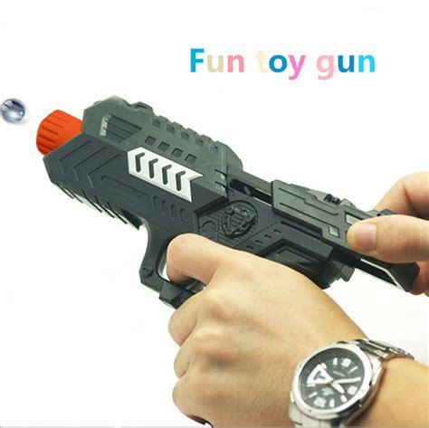 Mainan Pistol Gun Lumba Lumba 2015 baru paintball gun pistol pistol peluru lembut mainan plastik cs air gun 2 in 1 jpg