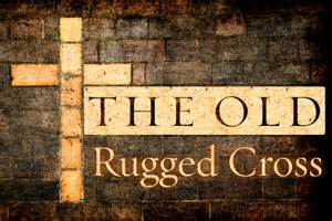 the rugged cross jesus and the rugged cross new