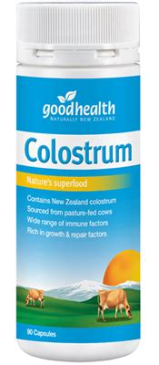 Colostrum Detox Symptoms by Colostrum Capsules Health