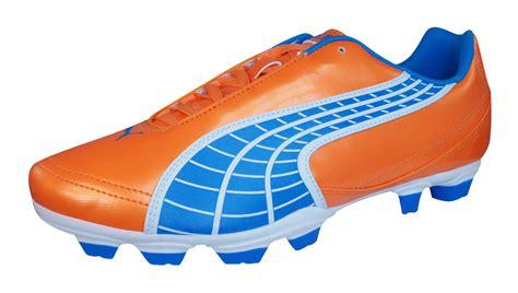 orange football shoes v5 10 ii i fg mens football boots cleats orange