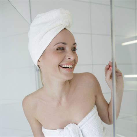 After Shower by 4 Ways To De Stress In The Shower After A Day At Work