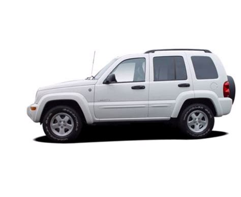 2004 jeep liberty weight 2004 jeep liberty renegade 4dr 4 215 4 jeep specs