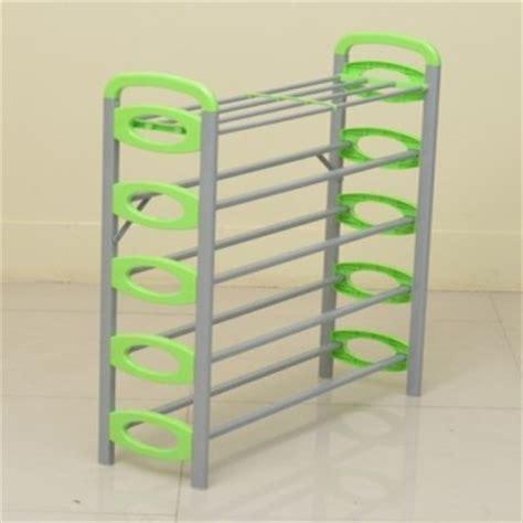 Shoe Rack With Price by Nilkamal Sleek Carbon Steel Standard Shoe Rack Flipkart