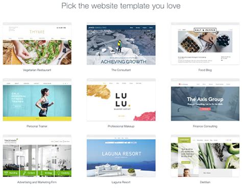 wix templates 12 things to before you use wix wix review feb 2017