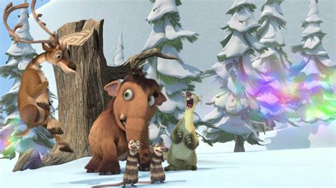 ice age mammoth christmas cast ice age a mammoth christmas 4 d trailer youtube
