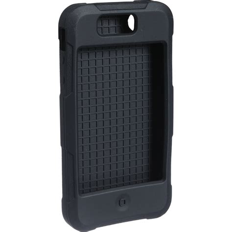 h iphone 4s griffin technology survivor skin for iphone 4 4s black