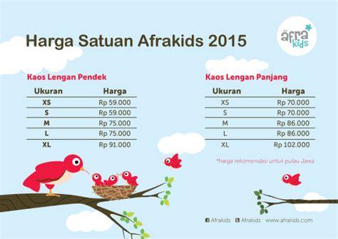 Kaos Afrakids 24 Agen Afrakids Surabaya Jual Baju Anak Muslim Murah
